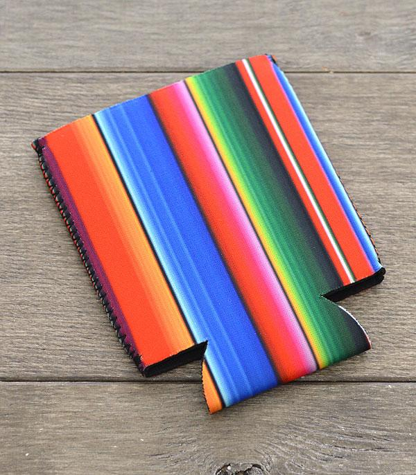 New Arrival :: Wholesale Serape Print Drink Sleeve