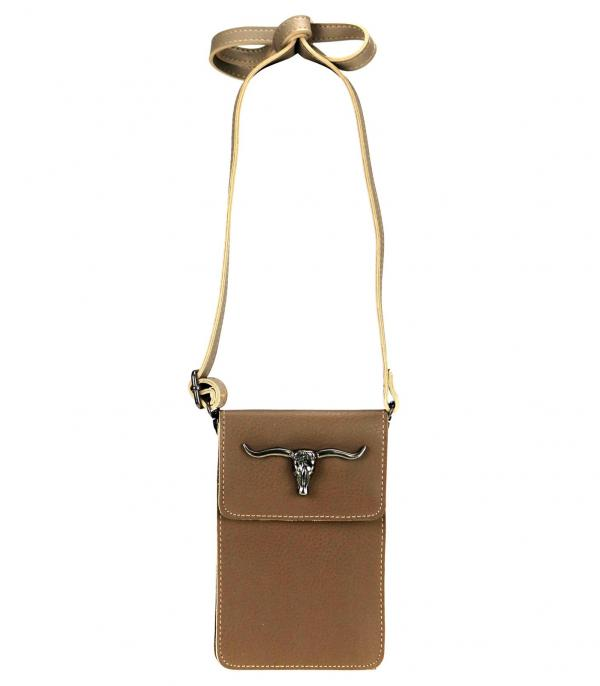 New Arrival :: Wholesale Montana West Touch Phone Crossbody Bag