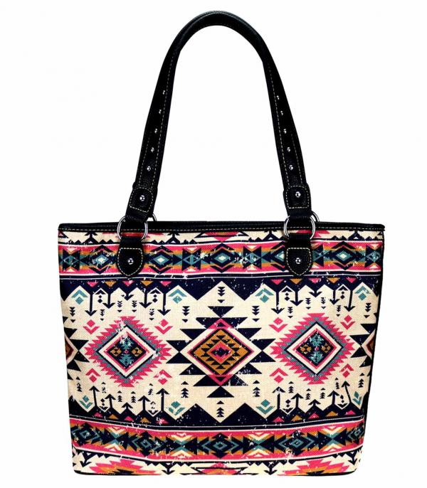 New Arrival :: Wholesale Montana West Aztec Tote Bag