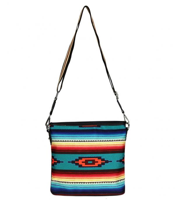New Arrival :: Wholesale Montana West Aztec Crossbody Bag