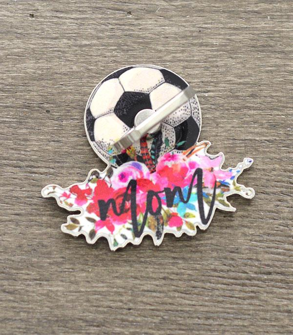 PHONE ACCESSORIES :: Wholesale Soccer Mom Phone Grip