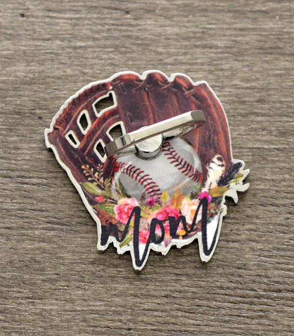 New Arrival :: Wholesale Baseball Mom Phone Grip