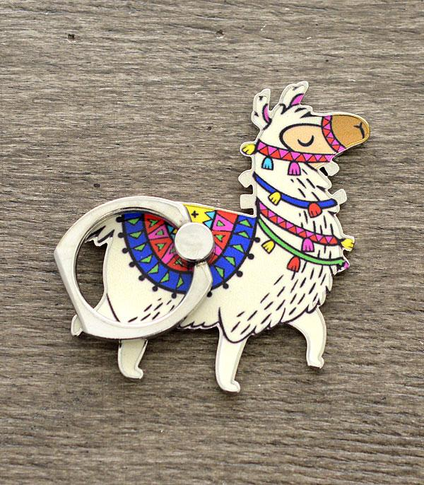 New Arrival :: Wholesale Llama Phone Grip