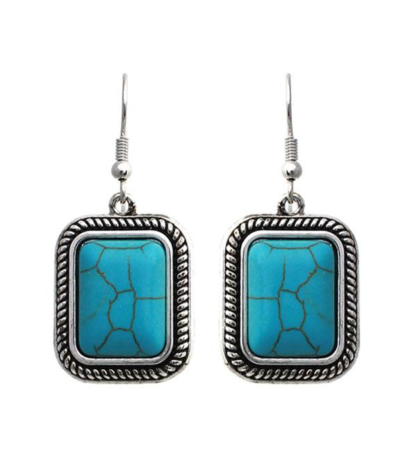 <font color=Turquoise>TURQUOISE JEWELRY</font> :: Wholesale Turquoise Dangle Earrings