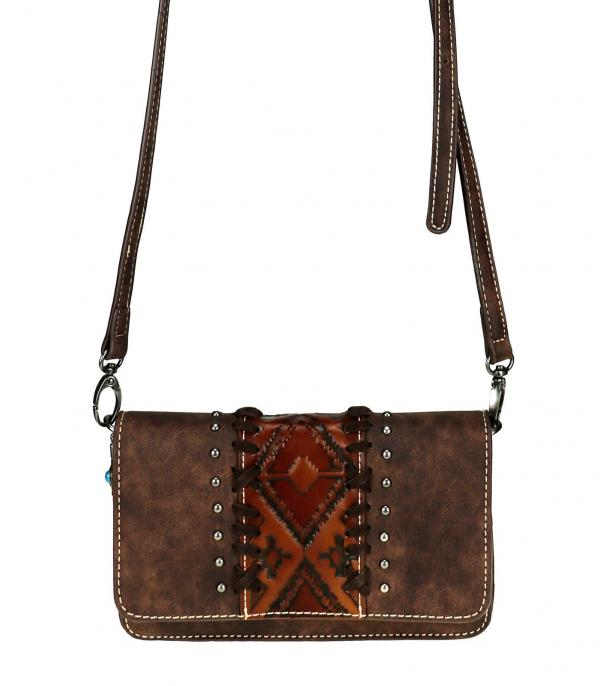 New Arrival :: Wholesale Trinity Ranch Crossbody Bag
