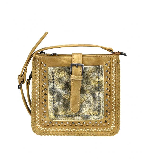New Arrival :: Wholesale Montana West Buckle Crossbody Bag