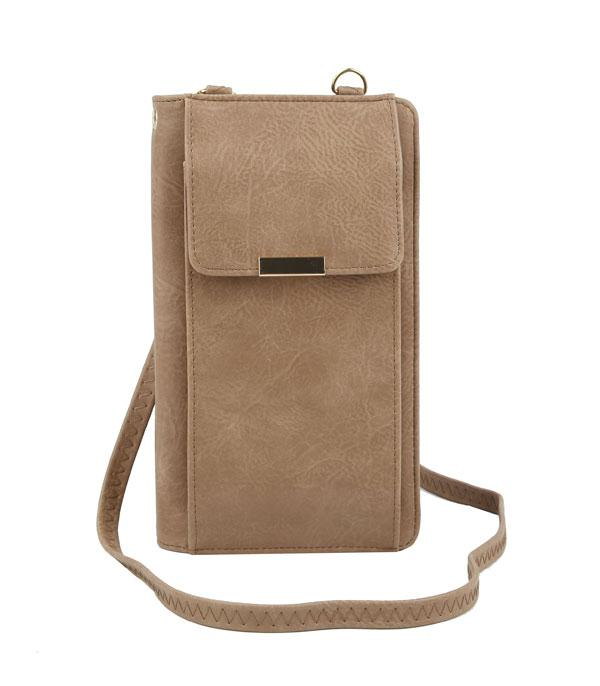 New Arrival :: Wholesale Phone Wallet Crossbody Bag