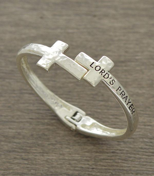 New Arrival :: Wholesale Lord's Prayer Inspirational Bracelet
