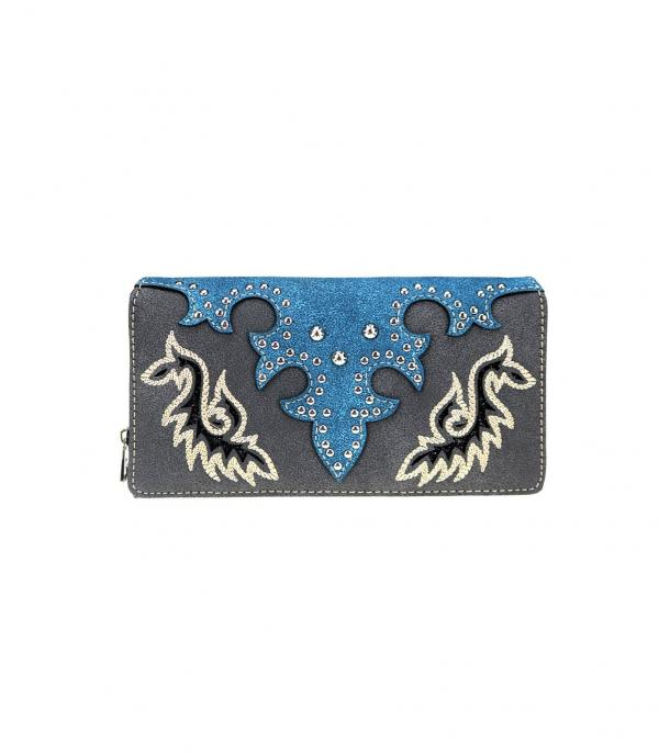 New Arrival :: Wholesale Montana West Western Wallet