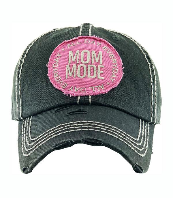 New Arrival :: Wholesale Mom Mode Vintage Ballcap