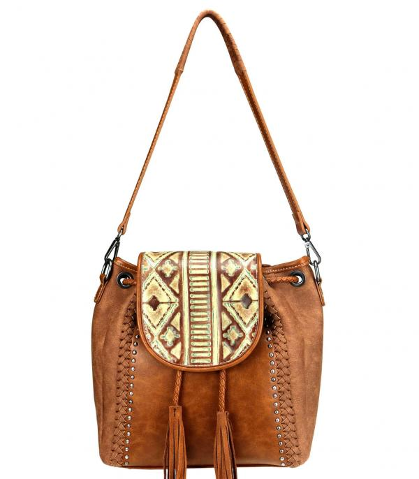 New Arrival :: Wholesale Trinity Ranch Concealed Carry Crossbody