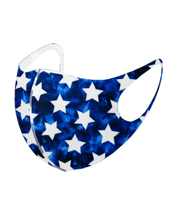 New Arrival :: Wholesale Printed Fabric Face Mask