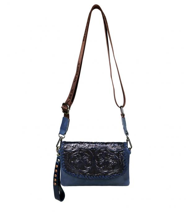 New Arrival :: Wholesale Montana West Leather Crossbody Bag