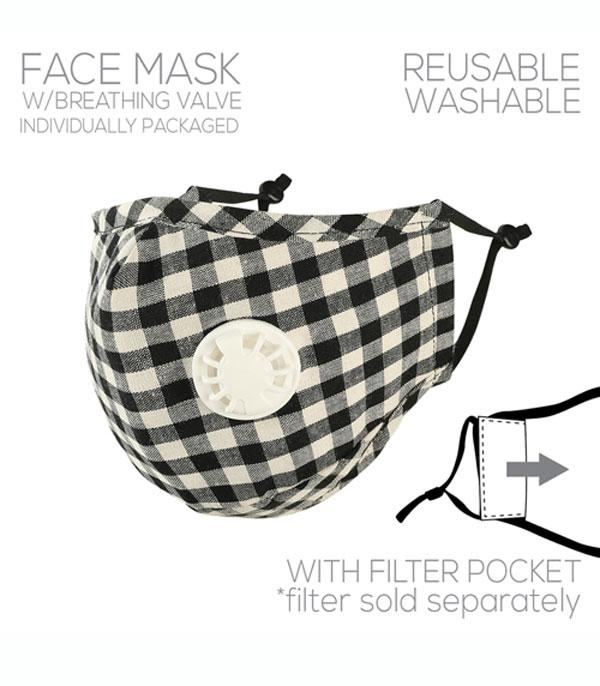New Arrival :: Wholesale Reusable Filter Pocket Face Mask