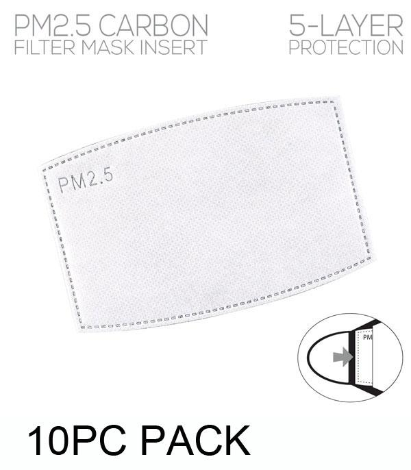 New Arrival :: Wholesale 10PC Pack Face Mask Filters