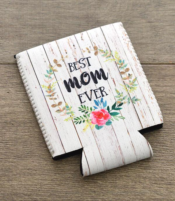 New Arrival :: Wholesale Best Mom Ever Drink Sleeve