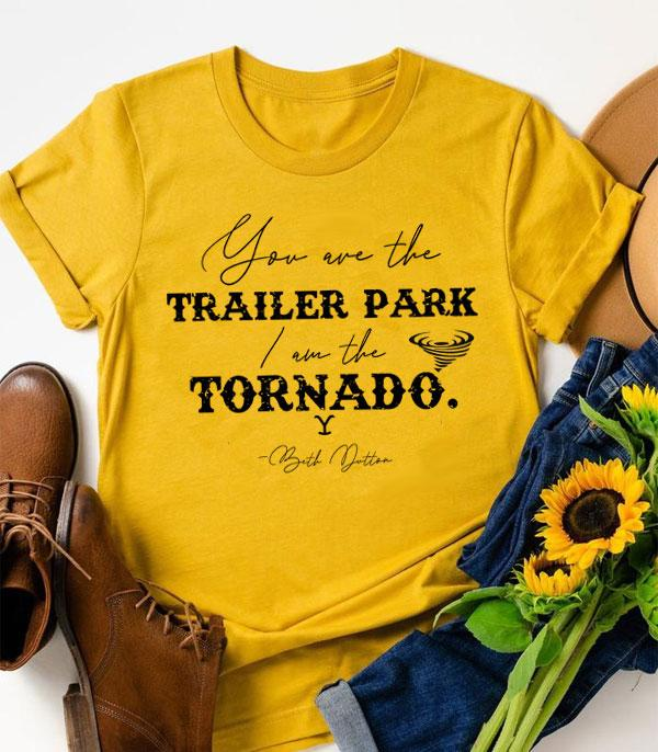 New Arrival :: Wholesale You Are The Trailer Park Tshirt