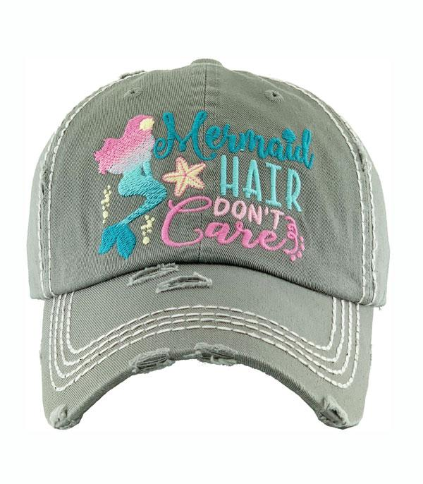 New Arrival :: Wholesale Mermaid Hair Vintage Ballcap