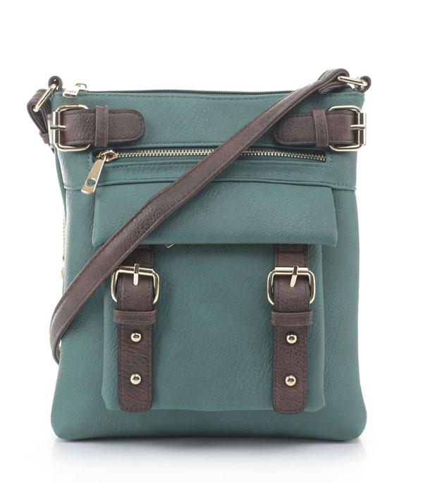 New Arrival :: Wholesale Concealed Carry Crossbody Bag
