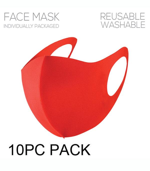 New Arrival :: Wholesale Bulk Reusable Face Mask