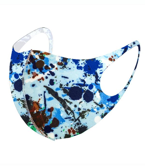 New Arrival :: Wholesale Reusable Printed Face Mask