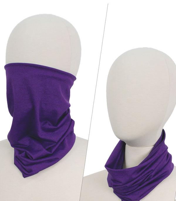 New Arrival :: Wholesale Multifunctional Face Covering Scarf
