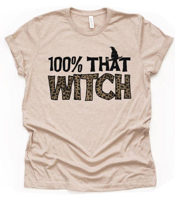 New Arrival :: Wholesale 100% That Witch Vintage Tshirt