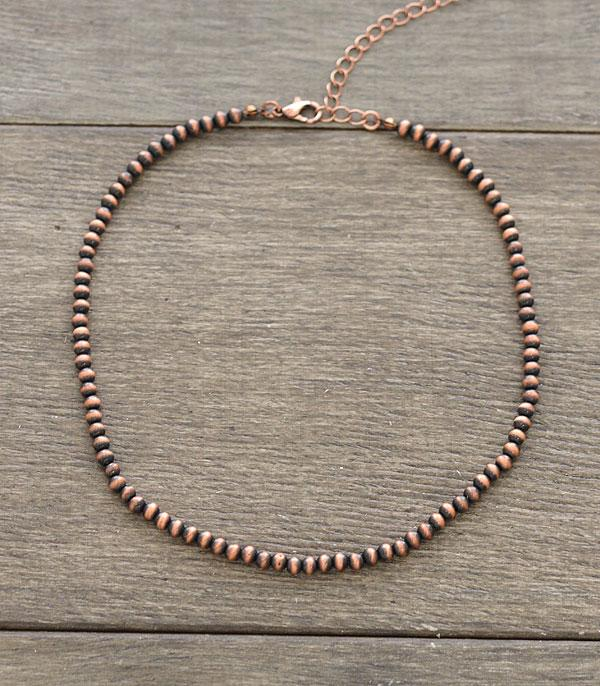 New Arrival :: Wholesale Navajo Pearl Bead Choker