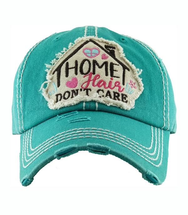 New Arrival :: Wholesale Home Hair Dont Care Vintage Ballcap