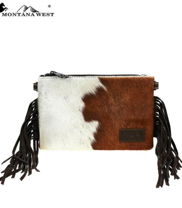 New Arrival :: Wholesale Natural Hair On Cowhide Crossbody Bag