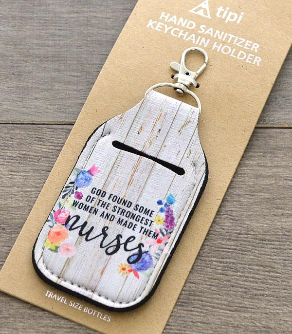 New Arrival :: Wholesale Nurse Inspiration Hand Sanitizer Holder