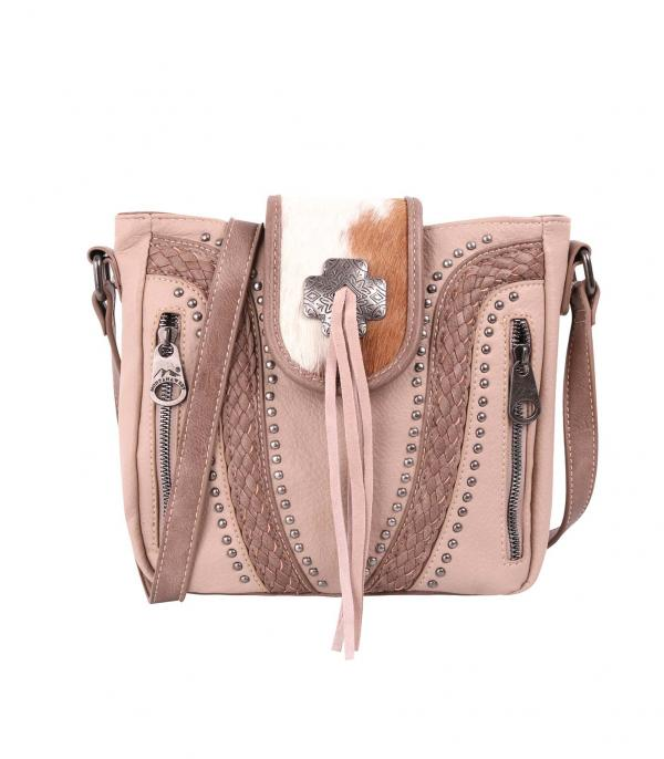 New Arrival :: Wholesale Montana West Concealed Crossbody Bag