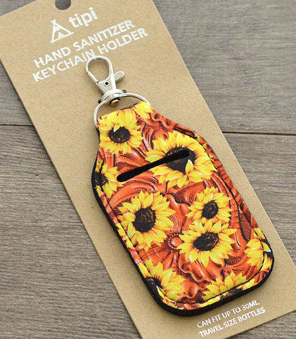 New Arrival :: Wholesale Hand Sanitizer Holder Keychain