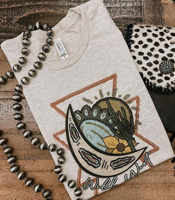 New Arrival :: Wholesale Wild West Aztec Vintage Graphic Tshirt