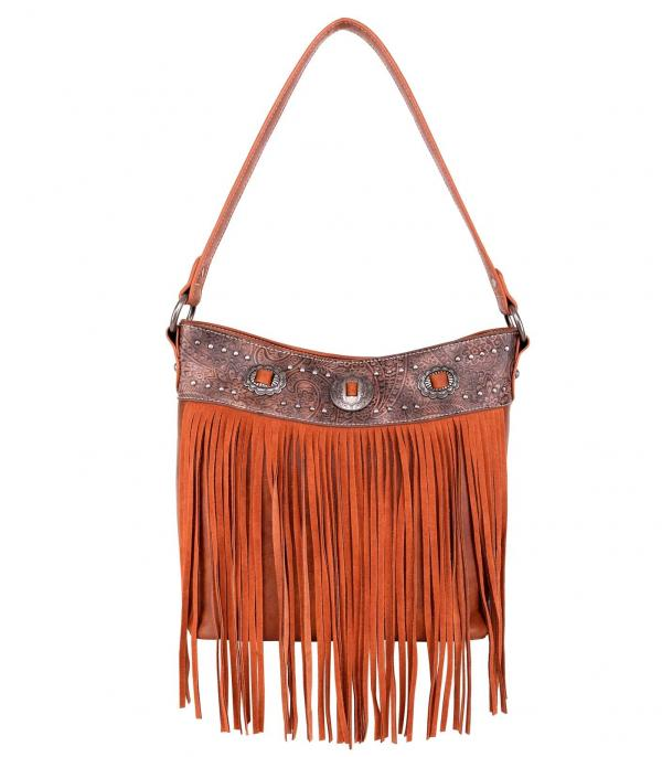 New Arrival :: Wholesale Montana West Fringe Concealed Carry Bag