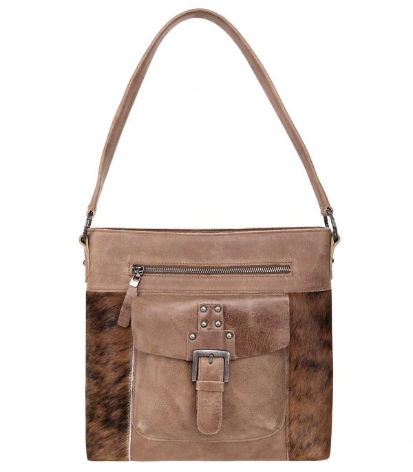 New Arrival :: Wholesale Montana West Real Leather Cowhide Bag