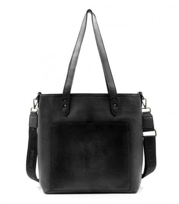 New Arrival :: Wholesale Genuine Leather Tote Crossbody Bag