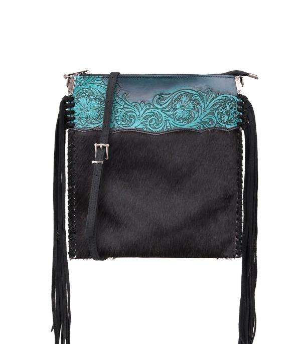 New Arrival :: Wholesale Genuine Leather Cowhide Crossbody Bag