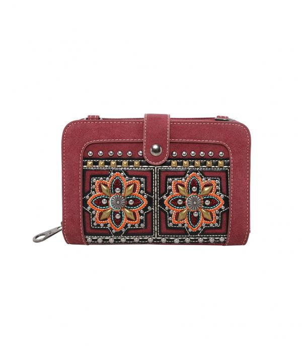 New Arrival :: Wholesale Montana West Phone Wallet Crossbody