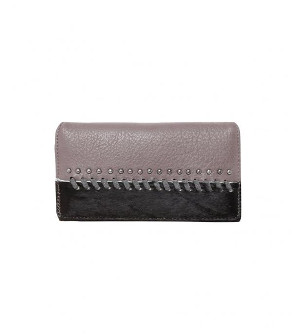 New Arrival :: Wholesale Trinity Ranch Cowhide Leather Wallet
