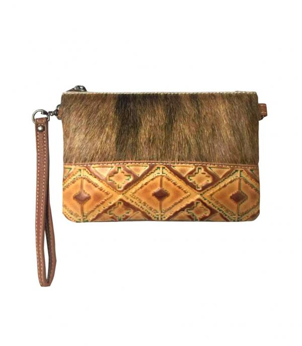 New Arrival :: Wholesale Montana West Cowhide Leather Crossbody