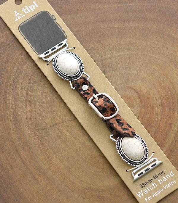 New Arrival :: Wholesale Tipi Western Apple Watch Band