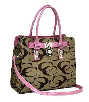 Whole Handbag Fashion Jewelry Handbags Conceal Pocket Cc Signature Cl3348kh Pk At Yktrading